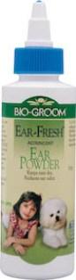 Bio Groom Ear Fresh Puder 85 g