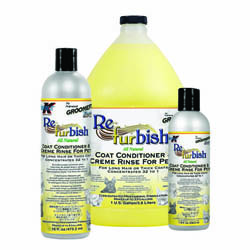 Conditioner Groomers Edge Re-fur-bish  473 ml 3er Pack