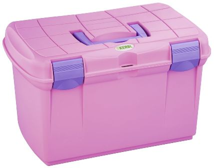 Aufbewahrungsbox rosa
