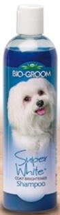 Bio-Groom Super White Shampoo  355 ml
