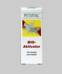 PETVITAL Bio-Aktivator 20 ml  für Hunde + Katzen