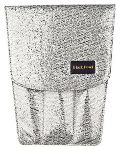 GEIB Black Pearl Kit: 1x 21 cm gerade, 1x 21 cm gebogen, 1x Modellierschere 46 Zähne