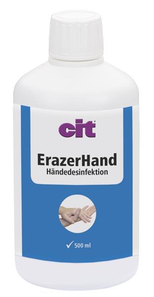 cit® ErazerHand Handdesinfektionsmittel 500 ml