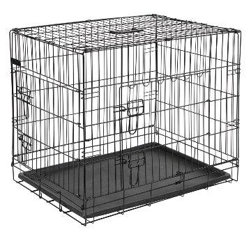 Gittertransportbox zusammenklappbar 76x54x64 cm