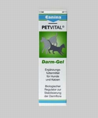 PETVITAL Darm Gel für Hunde 30 ml