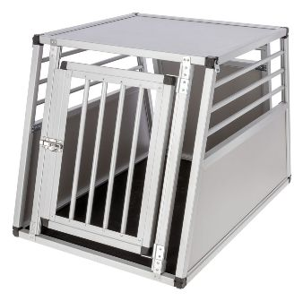 Alu-Transportbox Barry, stabil und sicher, 92x65x65,5 cm